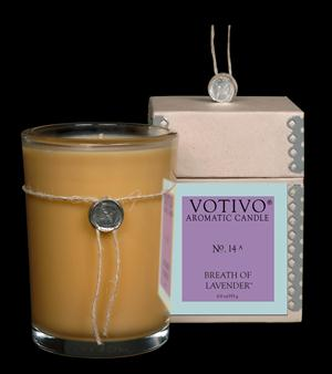 Breath of Lavender Candle - Votivo
