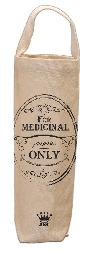 Wine Bag - For Medicinal Purposes Only