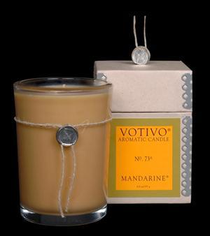 Mandarine Candle - Votivo