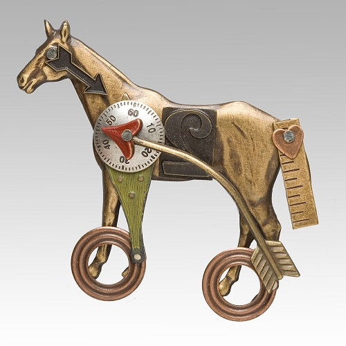 Horse Pin by Mullanium
