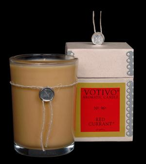 Red Currant Candle - Votivo