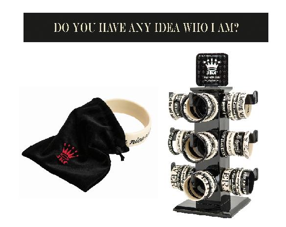 Bangle Bracelet - Do You Have Any Idea Who I Am?