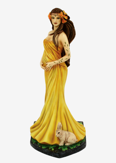 Mother Earth Jessica Galbreth Figurine