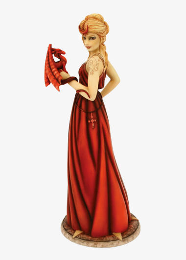 Dragon Witch Jessica Galbreth Figurine