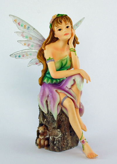 Solityme Fairy Figurine