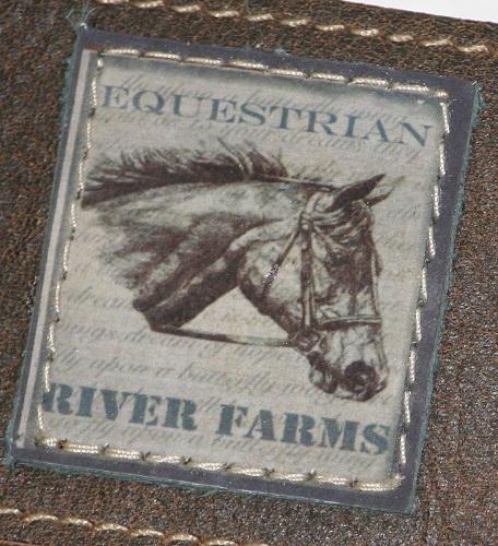 Horse Leather Cuff