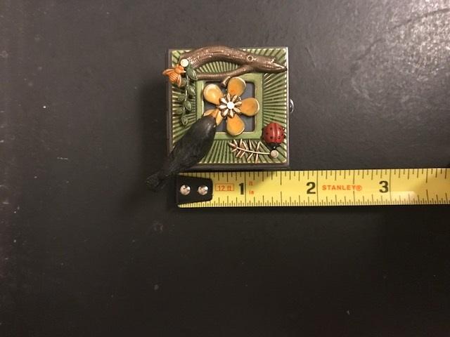 Mullanium Wishbox - Bird and Flower Box