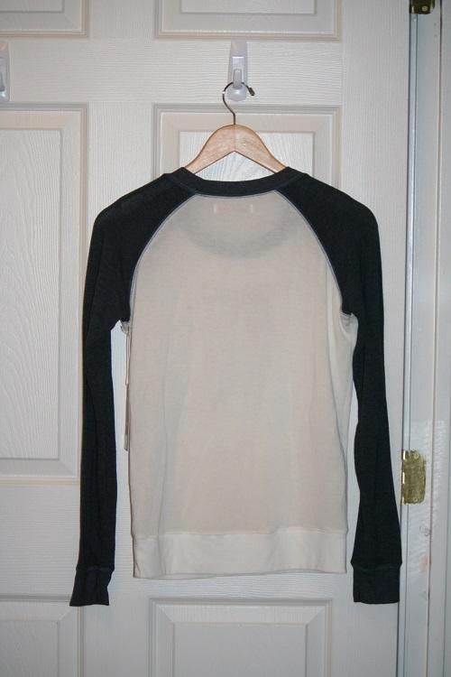 Spiritual Gangster Golden Buddha Sweater Knit Savasana Raglan Pullover Stardust/Spruce