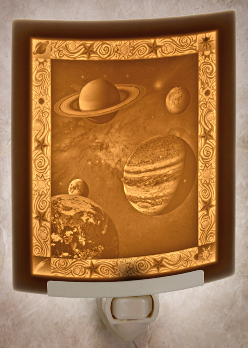 Celestial Bodies Nightlight