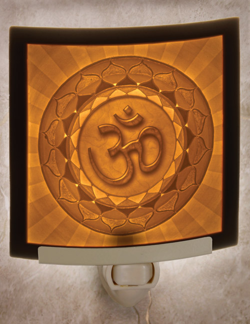 Aum Mandala Nightlight