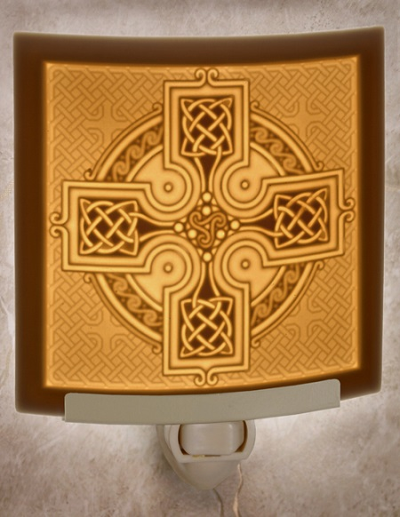Celtic Cross Nightlight