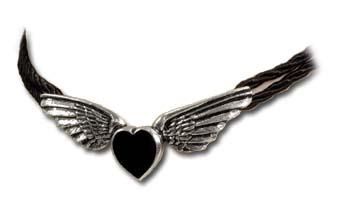 Coeur Noir Necklace