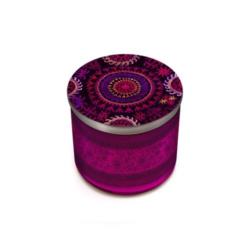 Black Currant Half Pint Candle
